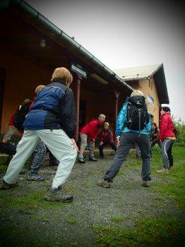 Nordic Walking II. Po valašských kopcoch._867