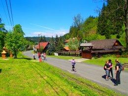 Nordic Walking II. Po valašských kopcoch._912
