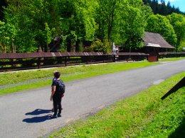 Nordic Walking II. Po valašských kopcoch._913