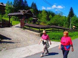 Nordic Walking II. Po valašských kopcoch._915