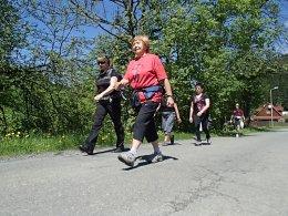 Nordic Walking II. Po valašských kopcoch._920