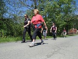 Nordic Walking II. Po valašských kopcoch._921