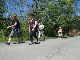 Nordic Walking II. Po valašských kopcoch._924