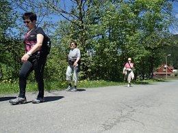 Nordic Walking II. Po valašských kopcoch._925