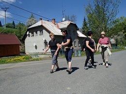 Nordic Walking II. Po valašských kopcoch._927