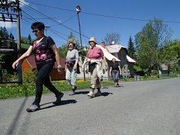 Nordic Walking II. Po valašských kopcoch._929