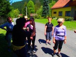 Nordic Walking II. Po valašských kopcoch._934