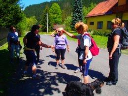 Nordic Walking II. Po valašských kopcoch._936