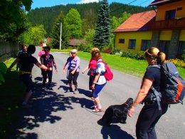 Nordic Walking II. Po valašských kopcoch._937