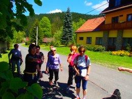 Nordic Walking II. Po valašských kopcoch._938
