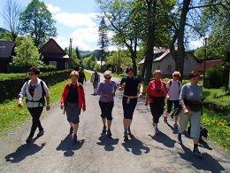 Nordic Walking II. Po valašských kopcoch._942