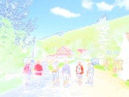 Nordic Walking II. Po valašských kopcoch._944