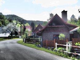 Nordic Walking II. Po valašských kopcoch._946