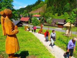 Nordic Walking II. Po valašských kopcoch._952