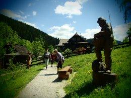 Nordic Walking II. Po valašských kopcoch._953