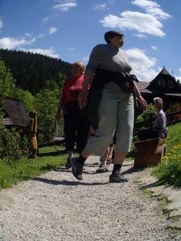 Nordic Walking II. Po valašských kopcoch._954