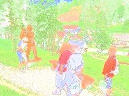 Nordic Walking II. Po valašských kopcoch._955