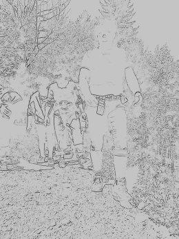Nordic Walking II. Po valašských kopcoch._960
