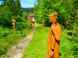 Nordic Walking II. Po valašských kopcoch._968