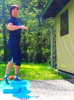 Nordic Walking II. Po valašských kopcoch._987
